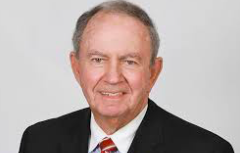 Hon Monte Kwinter is Minister of Financial Institutions, a Member of Parliament and has served as Minister 5 Times in various ministries including Trade, Industry, Citizenship etc.