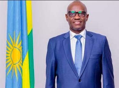 H.E. Prosper Higiro- Republic of Rwanda